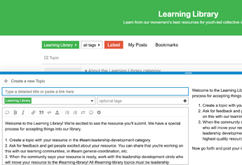 Screenshot of Youth Power Coalition Learning Library (7-9-21, 2-38-53 PM)
